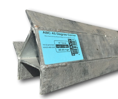 ABC Pro Series 45 Degree Corner